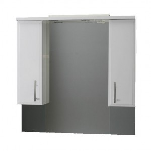 Armando 1000 Mirror, Light U0026 Shaver Socket