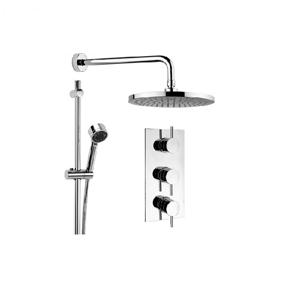 SFL119CB Concealed Thermostatic Two Way Shower Valve Pack